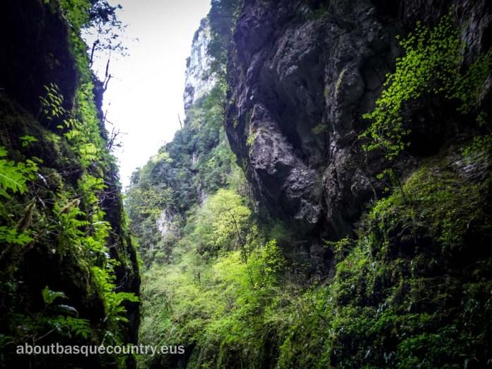 Soule / Urdatx-Saint-Engrâce / Kakueta Gorge