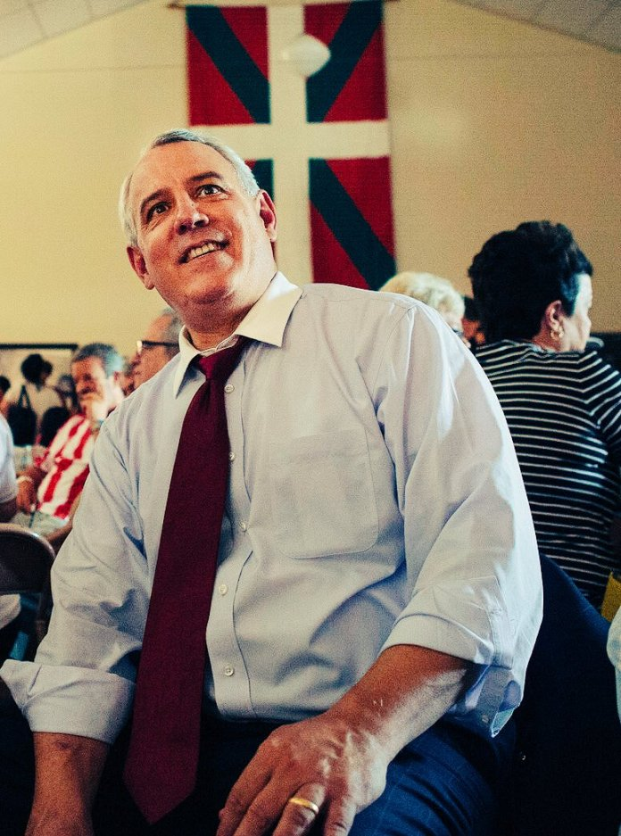 The mayor of Boise, David Bieter, is proud of his Basque heritage