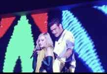 Madonna y Kortajarena bailando contra el cambio climático