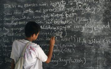 Back to basics. (Reuters/Chaiwat Subprasom)