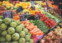 Conocer las verduras ayuda a que los niños las coman