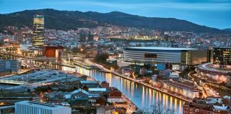 Foto de Bilbao en el suplemento Travel del diario The Guardian