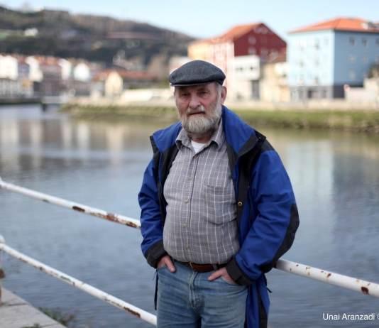 Halvard Nilsen el noruego que vive en la Noruega de Bilbao