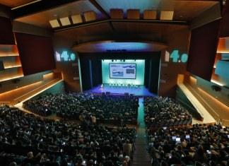 Congreso Basque Industry 4.0 celebrado en el Kursaal en noviembre de 2017