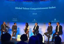 Presentación Global Talent Competitiveness Index 2018