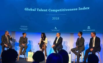 Presentación Global Talent Competitiveness Index 2018