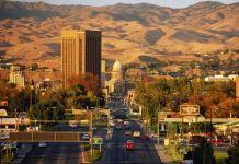 Boise - iIaho una de las comunidades vascas más importantes de USA (Randy Wells/Getty Images)