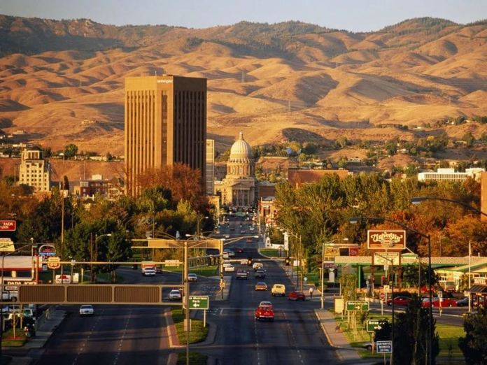 Boise, Idaho is one of the most important Basque communities in the US (Randy Wells/Getty Images)