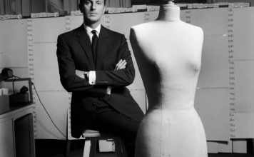 Hubert de Givenchy in 1960 in France. He was emblematic of a generation of gentlemanly designers who nurtured personal relationships with customers and created collections with specific women in mind. Credit Robert Doisneau/Gamma-Rapho, via Getty Images