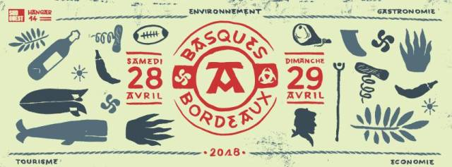"Imagen del festival ""Basques a Bordeaux"""