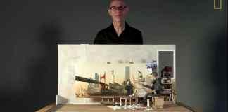 Fernando Baptista presenta Bilbao en un video de National Geographic