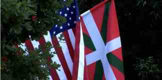 Fotograma del documental «Basques in the west»