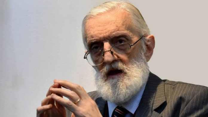 Mikel Ezkerro la «memoria viva» de los vascos en Argentina