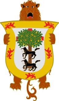 Old coat of arms of Biscay