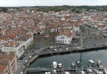 Imagenes aéreas del blog Pays basque