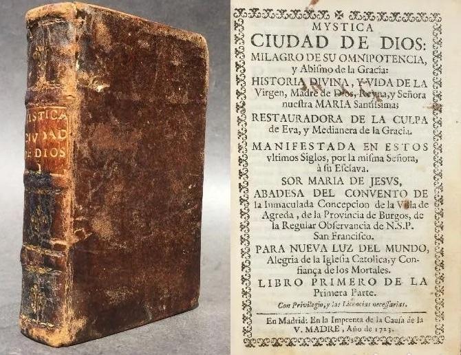 «Mystica Ciudad de Dios». María Jesús de Agreda