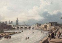 Vista de Lima a Finales del siglo XVIII