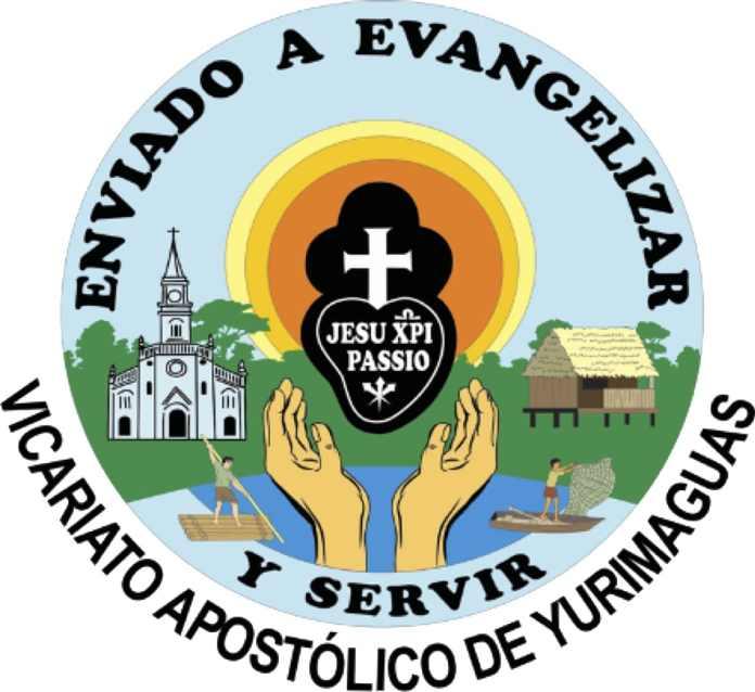 Logo del Vicariato de Yurimaguas
