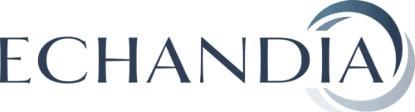 Logo de la compañía sueca Echandia