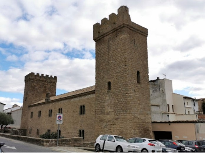 Palacio Príncipe de Viana (Zangoza - Sangüesa)