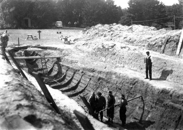 Excavaciones de Sutton Hoo