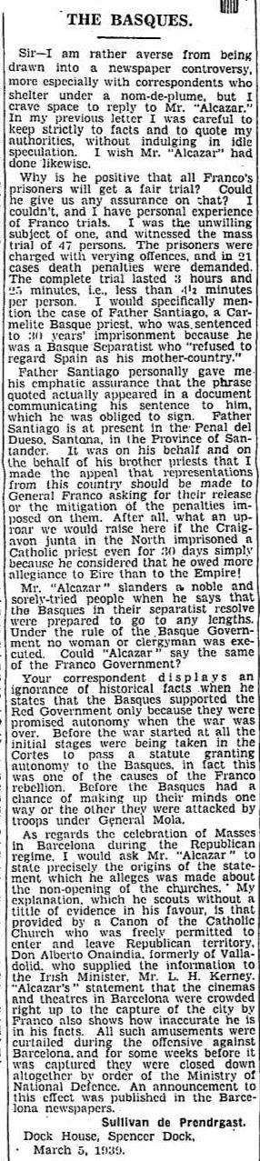 Evening Herald 1939-03-07 p4 art 1