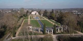 Villa Arnaga y sus Jardines. Kanbo