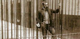 Sabino Arana en la prisión de Larrinaga (1895)