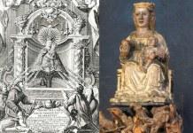 375 aniversario de la entronización de la Virgen Aranzazu en Lima