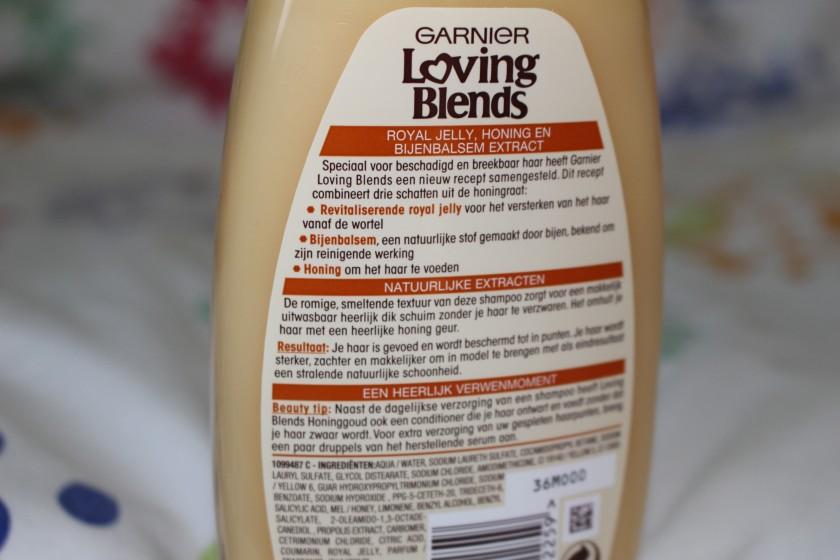 'Loving Blends Honing Goud' by Garnier