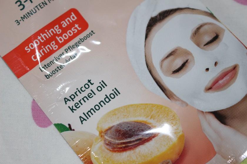 Kneipp 3-minuten abrikozen masker