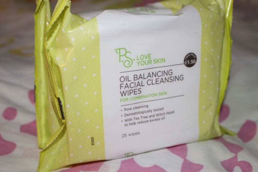 Oil Balancing Wipes Primark
