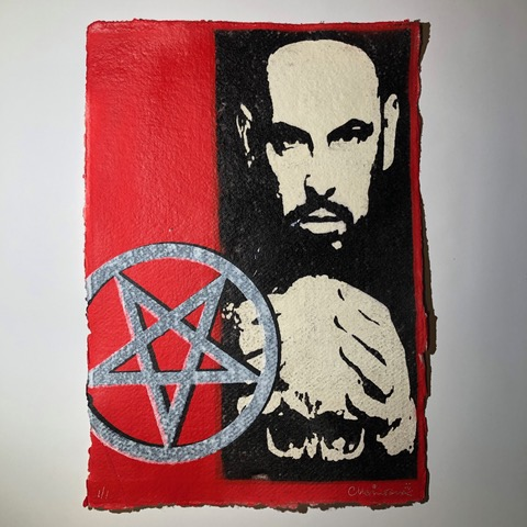 reaperdelicaVIRTUAL #4 #4 What would Anton LaVey Say?