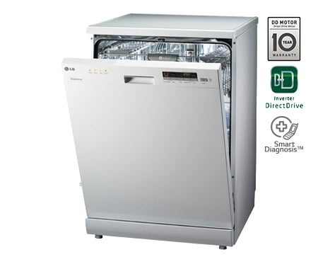 best dishwasher in India LG