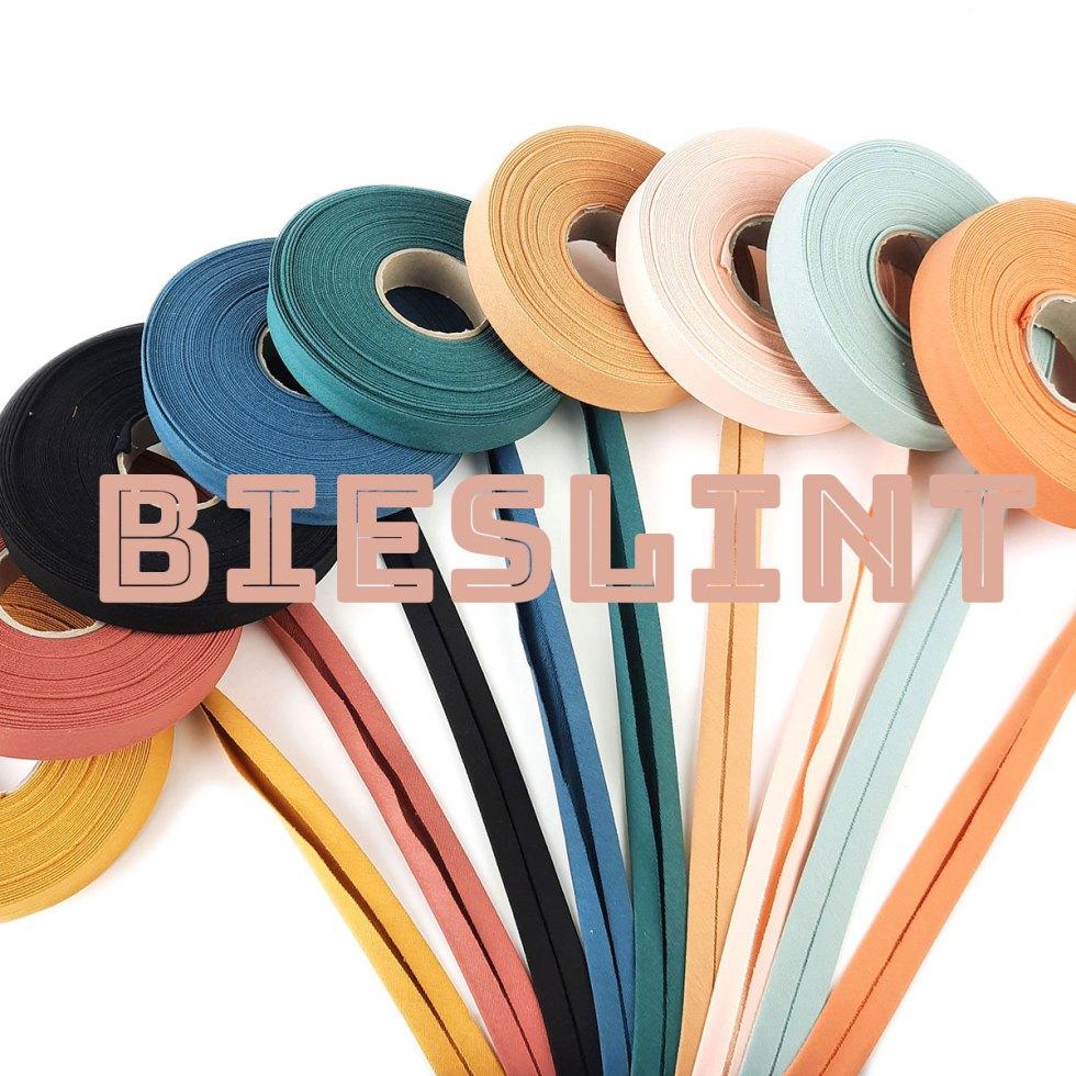 About blue french terry bieslint alle kleuren