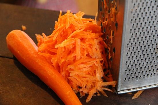 Морковь с медом польза