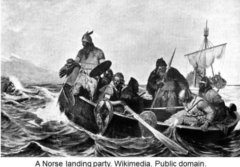 17-11-07 Norse landing party for Ivar the Boneless post