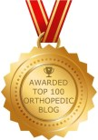 top ortho blogs 100 medallion