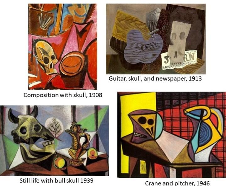 18-10-30 Picasso skulls ++