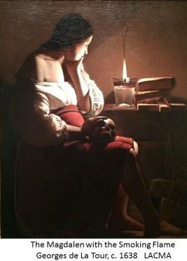 Vanitas painting LACMA