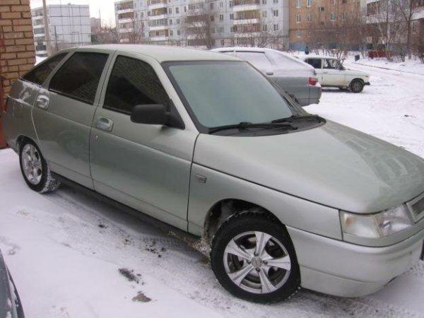 Фотографии ВАЗ 21124 - Автомобильный форум России