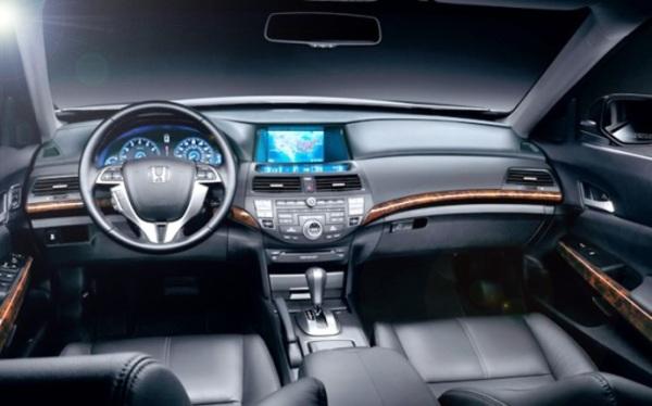 Тюнинг Хонда Аккорд 8 | Мир Автомобилей