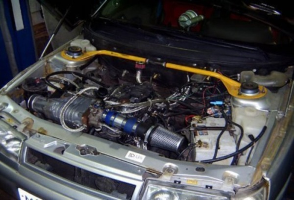 Тюнинг двигателя ВАЗ 2112 | Мир Автомобилей