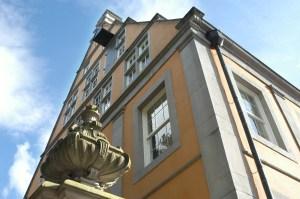 Seit 350 Jahren wird im Palais Danckelmann Recht gesprochen © LWT Lingen Wirtschaft + Tourismus GmbH