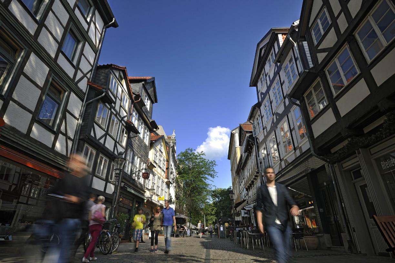 Einkaufstour durchs Magniviertel. Foto: Daniel Möller