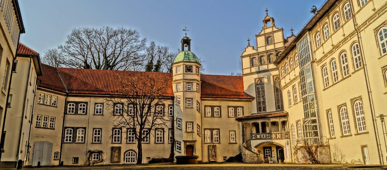 Schloss Gifhorn Innenhof