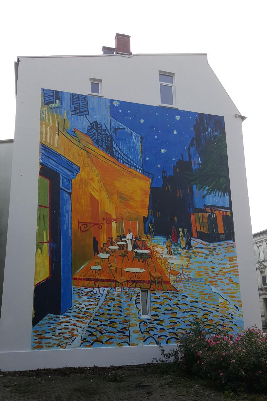 Wilhelmshavener Wandgemälde