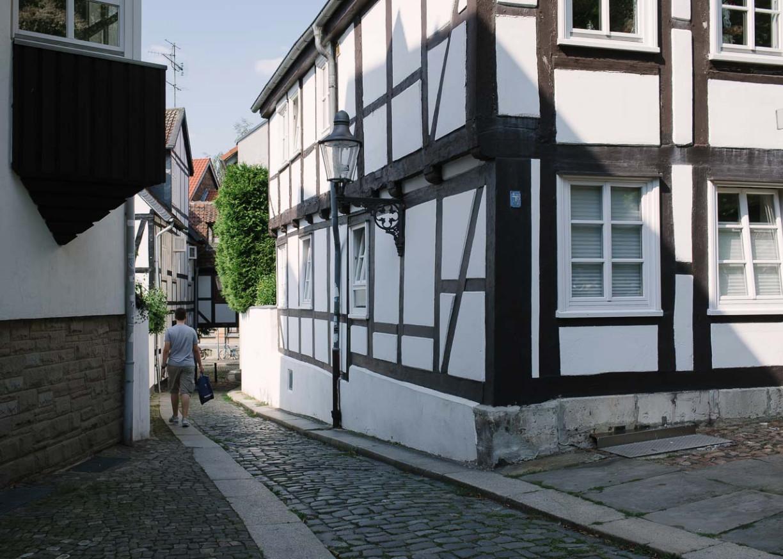 Der Charme Von Braunschweigs Magniviertel