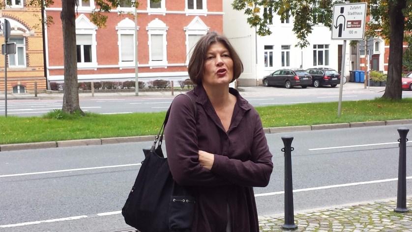 Julia Draganovic leitet die Kunsthalle Osnabrück, (c) Brigitte Neuhaus