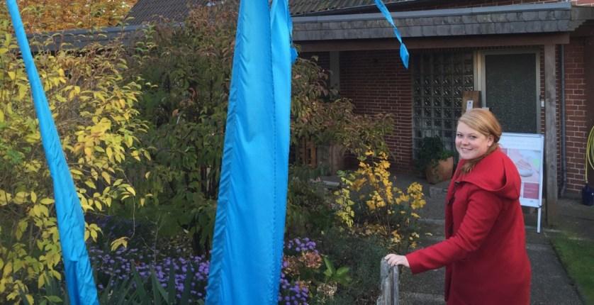Vorfreude auf die Kräuterstempelmassage bei Ina Langer